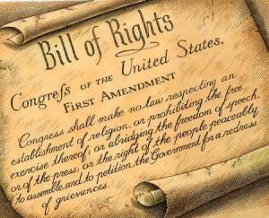 primera enmienda