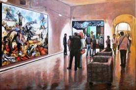 56.82.10, Acrylic on canvas, cm.100x150, 2010 ■