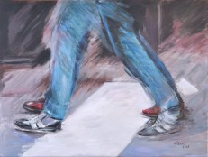 INSIEME, Acrilico su tela, cm.60x80, 2010 ■