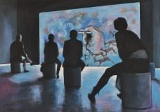NARRAZIONI, Acrylic on canvas, cm.70x100, 2019