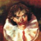 PENOMBRA, Oil on canvas, cm 50×30, 1977 ■