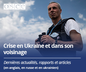 The crisis in and around Ukraine portal - blue color, single monitor- FR