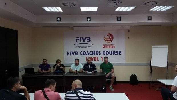 fivb coaches course level 1 trenerski seminar oscg treneri 003