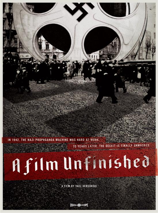 Um filme inacabado