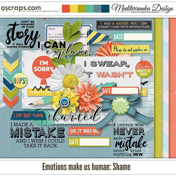 Digital Scrapbooking Tutorial Fusion December