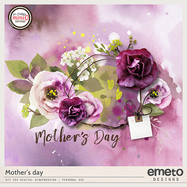 mother's day by emeto