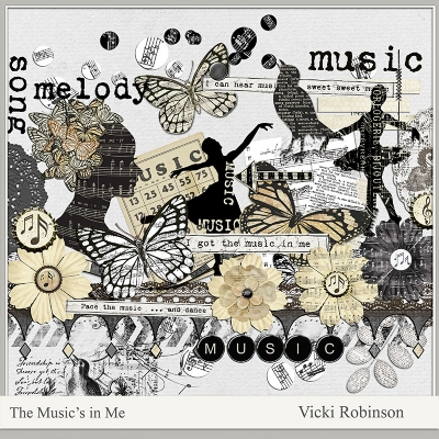 The Music's in Me - Vicki Robinson