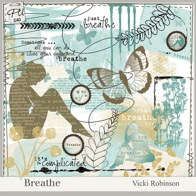 Breathe - Vicki Robinson