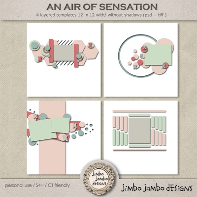 An Air of Sensation from Jimbo Jambo Designs