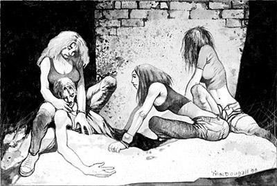 Efectos de la Humanidad - Vampiro