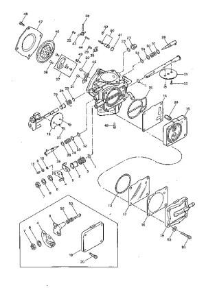 1991 GT : SEA DOO Yamaha Kawasaki Polaris Parts  OSD