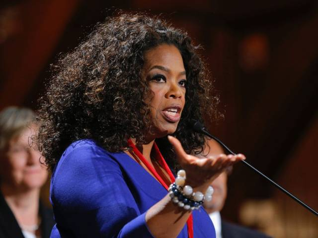 COVID-19: Oprah Is Not Happy With The Way The Black Community In The Us Are Dying, Cautions Them