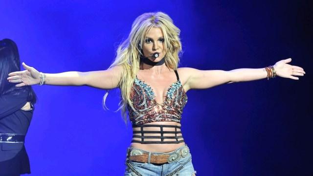 Britney Spears Celebrates twentieth Anniversary Of Her Year 2000 Album Release