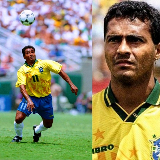 Romário's Extraordinary Skills Attracted Lots Of People To Love Football