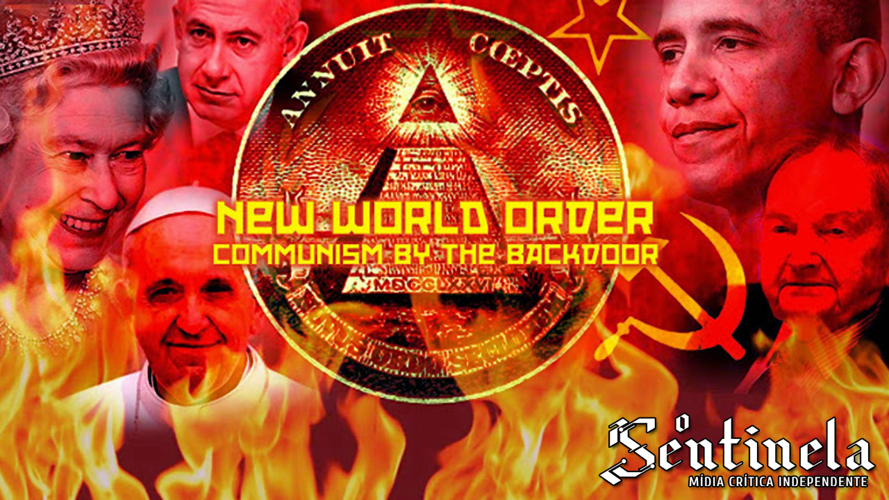 Nova Ordem Mundial – Communism by the Backdoor – Parte 2