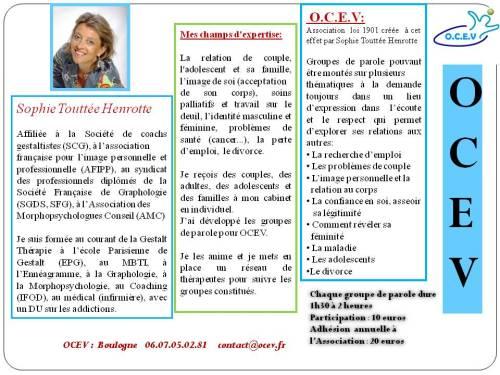 Présentation Groupe de parole 2013 - Copie