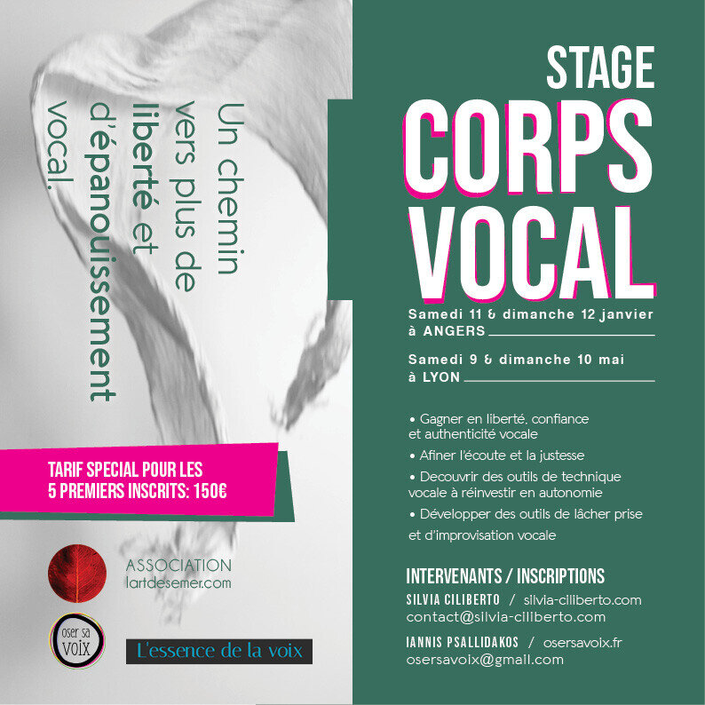 Stage Corps Vocal