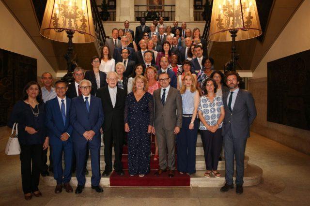 Embaixadores de 44 países vieram conhecer Setúbal