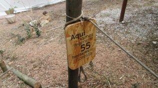 A Biovilla está integrado numa quinta com 55 hectares