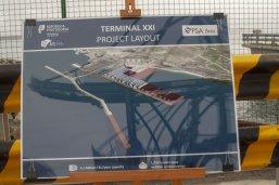 Planos de expansão do Porto de Sines | Fotografia de Carlos Dinis