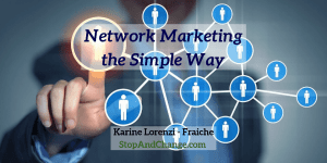 Network Marketing the Simple Way