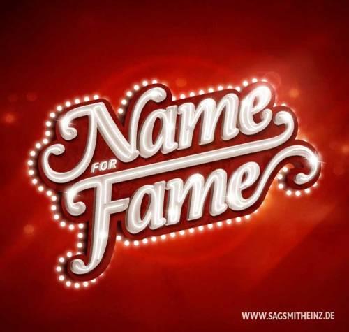 Heinz Name for Fame
