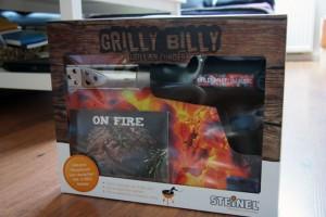 GRILLY BILLY von Steinel