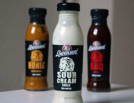 Löwensenf Sour Cream Sauce