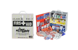 Deluxe First Aid Cabinet