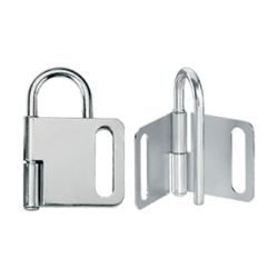 Heavy Duty Pry Proof Steel Jaw for up to 4 locks