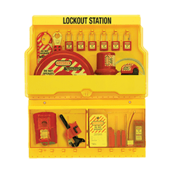 General Lockout Station for Valves & Electrical
