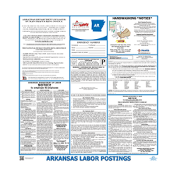 Arkansas Labor Law Poster