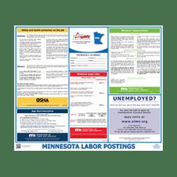 Minnesota Labor Law Poster