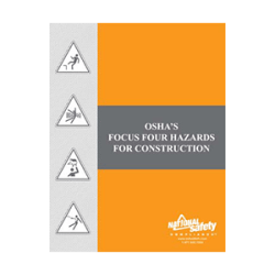 OSHA Focus Four Hazards for Construction