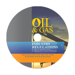 Oil & Gas Industry Regulations on CD