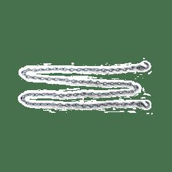 36-inch Chain w/ S-Hooks