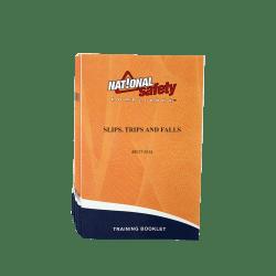 Slips, Trips & Falls Training Booklets (pkg of 10)