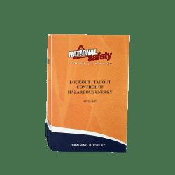 Lockout/Tagout Training Booklets (pkg of 10)