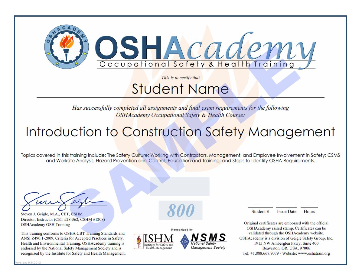 Construction Safety Construction Safety Quiz With Answers