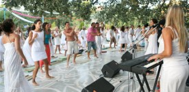 Lesvos: Celebration with Meditation