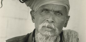 Tribal and Sadhu portraits by Premgit