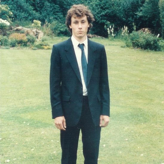 1985 July Graduation Hull Uni
