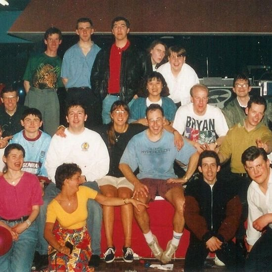 1994 Easter Caister 18 Plus