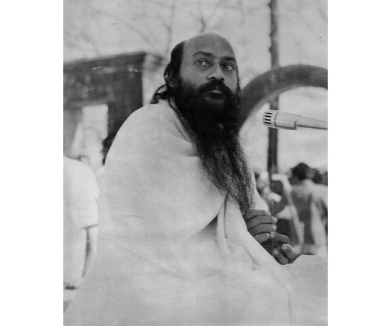 Osho in 1973