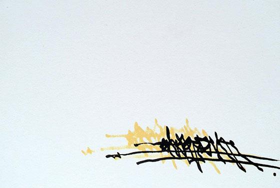 osho signature orange and black