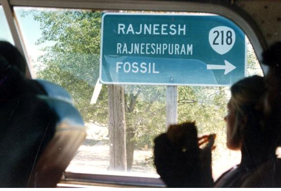 010 Rajneeshpuram - Fossil