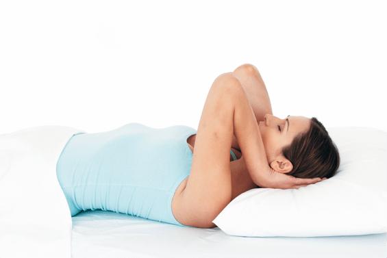 Morning Reiki Treatment - Position 1