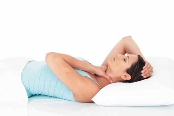 Morning Reiki Treatment - Position 2
