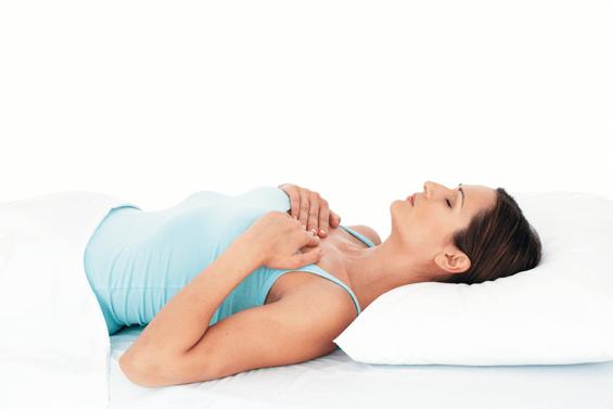 Morning Reiki Treatment - Position 3
