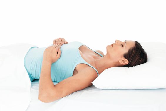 Morning Reiki Treatment - Position 4